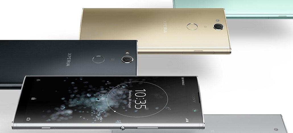 Sony anuncia smartphone Xperia XA2 Plus com tela de 6 polegadas e Snapdragon 630