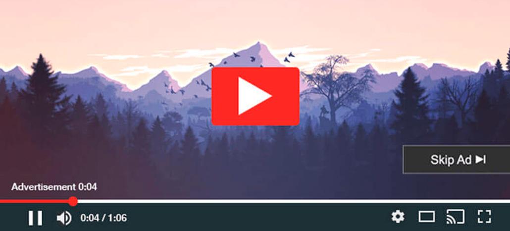 YouTube está começando a colocar dois anúncios em sequência no começo dos vídeos